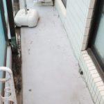 ベランダや外階段など部分的な防水工事